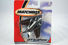 Matchbox Skybusters F-117A STEALTH Fighter Aircraft in TEST CENTRE Livery MOC