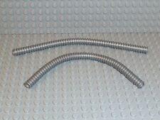 LEGO® Technic Flex System Ribbed Hose 78c18 18L FlatSilver R1063