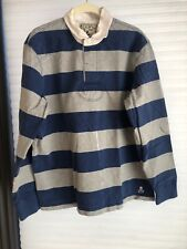 Polo Ralph Lauren Mens Large Iconic Rugby 2004 Long Sleeve Striped Shirt