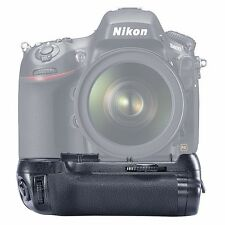 NEEWER Battery Grip Holder for Nikon D800 D800E Replacement As MB-D12 Camera