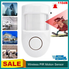433MHZ PIR Motion Sensor Wireless Infrared Security Anti-theft Alarm Detector