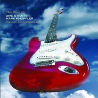 """DIRE SRAITS/MARK KNOPFLER""""PRIVATE INVESTIGATIONS - BEST OF"""" 2 CD NEW! 22 TRACKS"""
