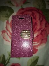 Pink Iphone 5s case Sparkly