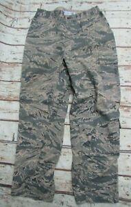 Men's USAF Air Force Digital Tiger stripe camouflage combat Trousers