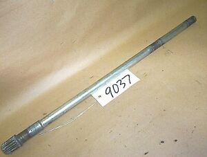 John Deere LX277 AWS Main Steering Shaft AM125833 / AM133363