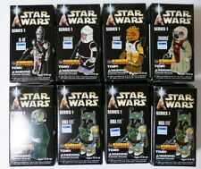Medicom Kubrick Star Wars Series 1 Complete set of 8 including both Chase Items
