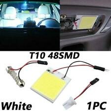 1x Rust Resistance 48 LED White Car Interior Panel Light T10 Parts Accessories