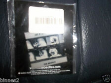 THE BEATLES LET IT BE NAKED SLEEVE SQUARE METAL BROOCH-BADGE-PIN BRAND NEW