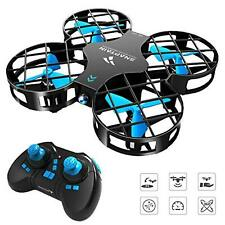SNAPTAIN H823H Mini RC Nano Quadcopter Drone w/ Headless Mode / 3D Flips / One K