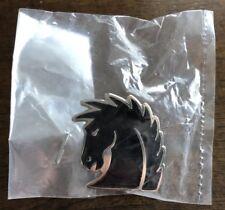"Dark Horse Comics Logo 1.25"" Enamel Pin Comic Con NEW Sealed"