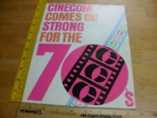 1970 Chevron Pictures Perfect Day Ursula Andress McMasters Connecting Rooms