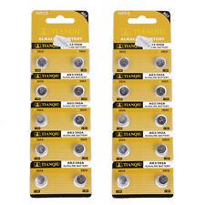 2 Card (20 Pieces ) LR41 AG3 392A SR41SW LR736 392 Alkaline Batteries Set