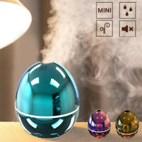 Aromatherapy Air Diffuser Aroma Oil Humidifier LED Light Home Relaxing Defuser
