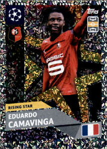 Topps Champions League 2020/21 Sticker RS12 - Eduardo Camavinga