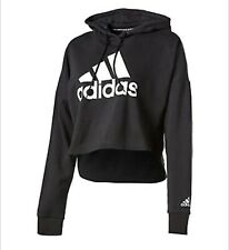 Adidas Women's Badge of Sport Pullover Hoodie Size XL