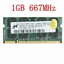 1GB Dell Inspiron 1546 1720 1721 1750 6000 6400 640m 9300 DDR2 Laptop Memory UK
