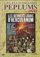 DVD LES DERNIERS JOURS D'HERCULANUM GIANFRANCO PAROLINI