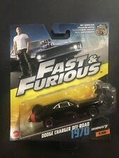 Fast & Furious 1:55 Dodge Charger Off Road Car Furious 7 1/32