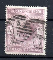 GB KEVII 1905 2s 6d SG261 fine used WS16021