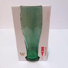 Vaso de Coca Cola 125 years aniversario verde