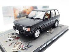 1:43 Altaya Range Rover James Bond Agent 007 Tomorrow Never Dies Modellauto