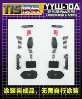 11S Toys Upgrade Kits for For GS Megatron Transformers action figure toys New
