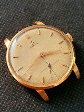 36,0mm - Vintage Omega jumbo gents watch solid gold 18k - ref. 2933 - Honeycomb