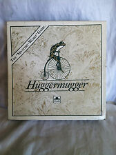VINTAGE 1989 PRE-OWNED HUGGERMUGGER BOARD GAME  MYSTERY WORD GAME