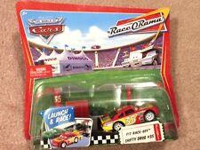Disney PIXAR Cars Pit Race-Off Shifty Drug #35 RaceORama Free Shipping