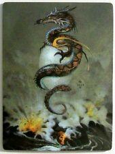 CHRIS ACHILLEOS Fantasy Art Fridge Magnet GENESIS
