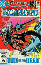 Warlord # 52 (Mike Grell, así que dragonsword by Tom Yeates) (Estados Unidos, 1981)