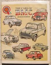 The CARS of BMC Hardback BOOK Graham Robson 1987