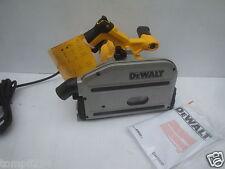 BRAND NEW DEWALT DWS520 CIRCULAR PLUNGE SAW 110V  NO KITBOX
