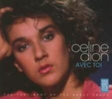 Avec Toi Best of The Early Years 0698458756626 Celine Dion