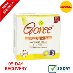 Gore Day Night Whitening Beauty Cream 5 Days Recovery For Acne, Pimple Dark Spot