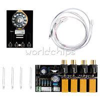 Switch Signal Selector Audio Input Signal Amplifier Board Board Relay DIY