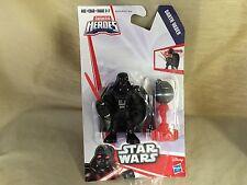 Playskool Heroes Galactic Heroes Star Wars Darth Vader 2014 Action Figure B2029