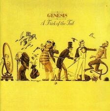Genesis A trick of the tail (1975/94) [CD]