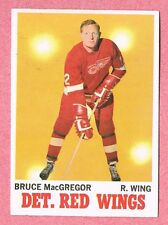 1970-71 70-71 O-PEE-CHEE OPC #27 Bruce MacGregor SET BREAK (1)