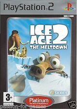 ICE AGE 2 THE MELTDOWN for Playstation 2 PS2 - with box & manual - PAL