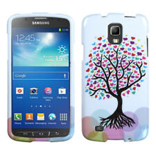 For Samsung i537 (Galaxy S4 Active) Love Tree Phone Protector Case Cover