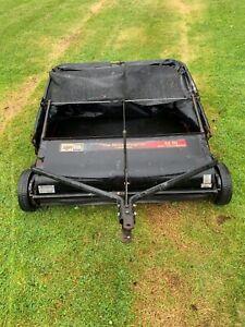 agrifab lawn sweeper 42 inch