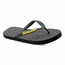 Armani Men's Rubber Upper Material Sandals & Beach Shoes