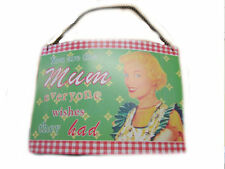 Novelty Mum Decorative Plaques & Signs