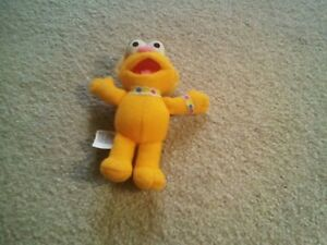 KFC plush toy Sesame Street Zoe Collectable