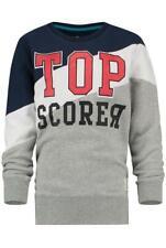 -50%~Vingino~Sweater NATHEN~Gr. 16/176~grey melee~WI´18/19~NP 54,99 €~Neu