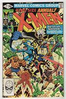 Uncanny X-Men Annual #5 (1981, Marvel) [Fantastic Four] Claremont Anderson X/