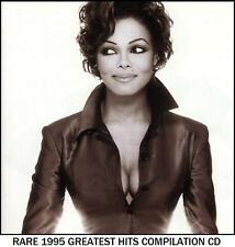 Janet Jackson - The Very Best Ultimate Greatest Hits Collection RARE CD 1986-96