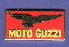 MOTO GUZZI HAT PIN LAPEL PIN TIE TAC ENAMEL BADGE #2144