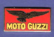 MOTO GUZZI HAT PIN LAPEL PIN TIE TAC ENAMEL BADGE #2144